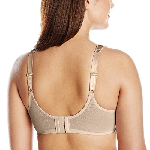 shop for official limited price classic shoes Bali Womens Satin Tracings Minimizer Underwire Bra