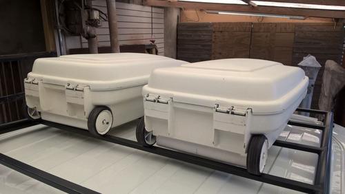 balijones de techo con ruedas muy buenos