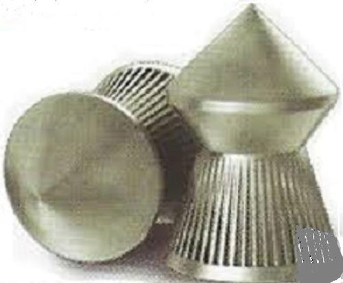 balines de 5.5mm de cabeza con punta x 250 pzas.