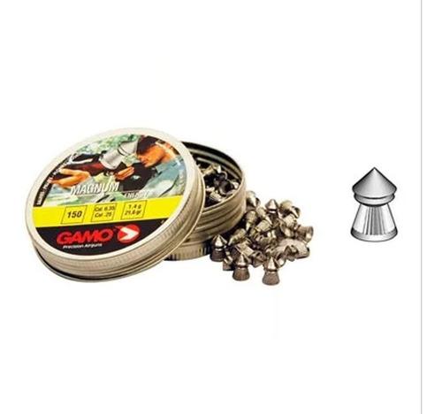 balines gamo magnum 5.5mm x 750 (3 latas) agente oficial