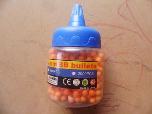 balines - peloticas de plastico 6mm (juguetes o bisutería)