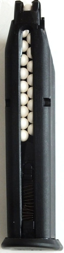 balines plastico 6 mm x2000u - 0,20 gr - para airsoft