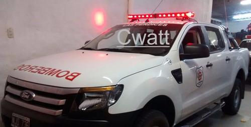 baliza barral led mar del plata - auxilio ambulancia policia