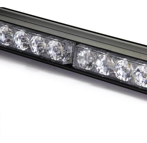 baliza de led 1201-7 80 cm trafic signal ambar 28 optileds
