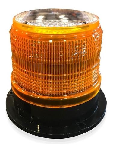 baliza led solar para techo kushiro sirena alarma