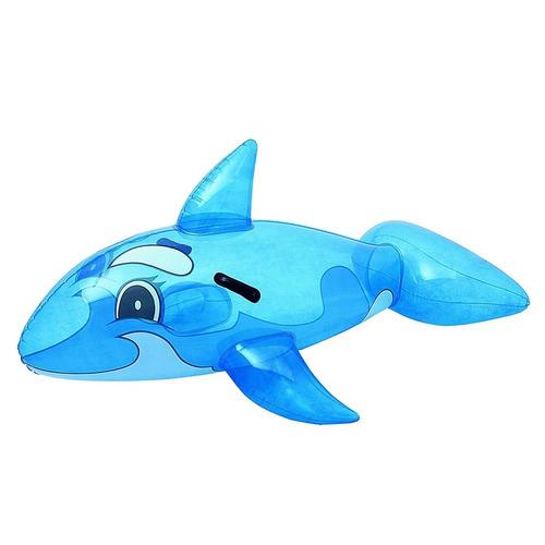 ballena inflable salvavidas 157 x 94 cm 41037 para pileta