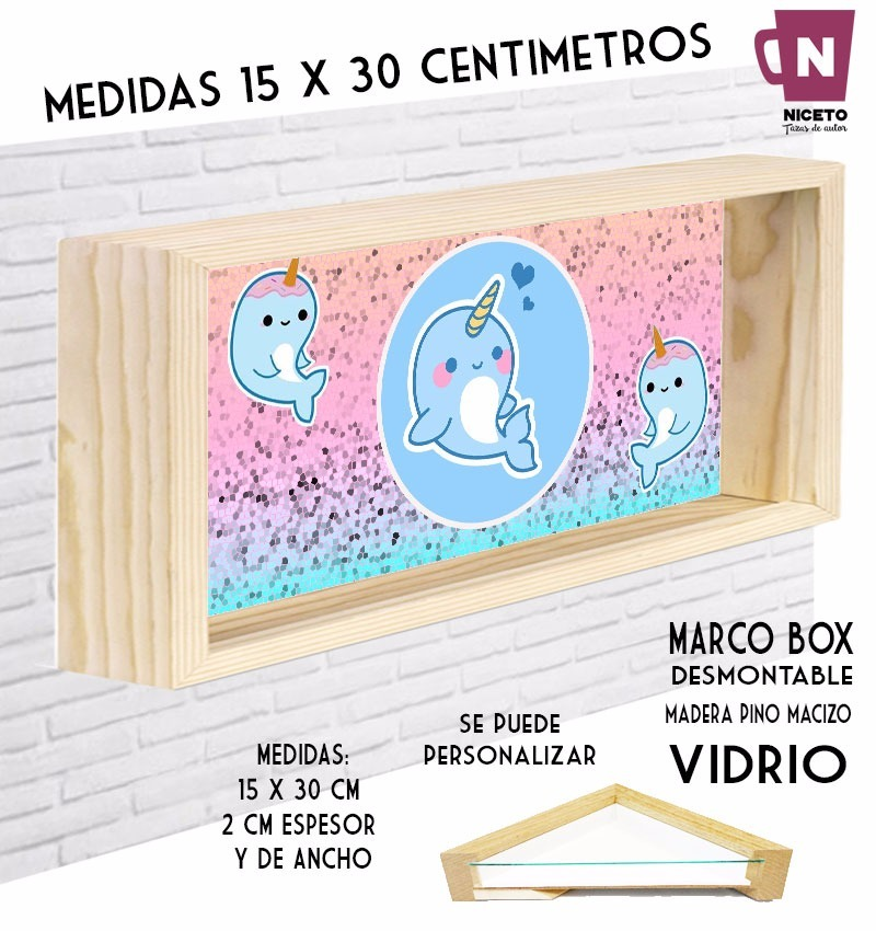 Marco Para Sacar Fotos Unicornio en Mercado Libre Argentina