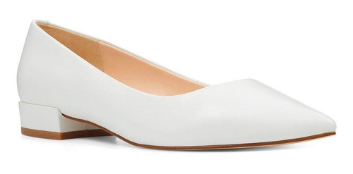 ballerina vestir fayth blanco