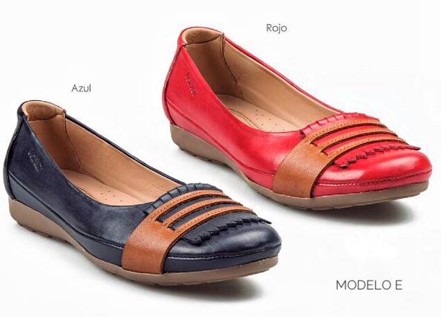 75574b0c670 Ballerinas Zapatos De Mujer De Cuero