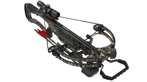 ballesta barnett whitetail hunter pro,380 trubark camo 160lb