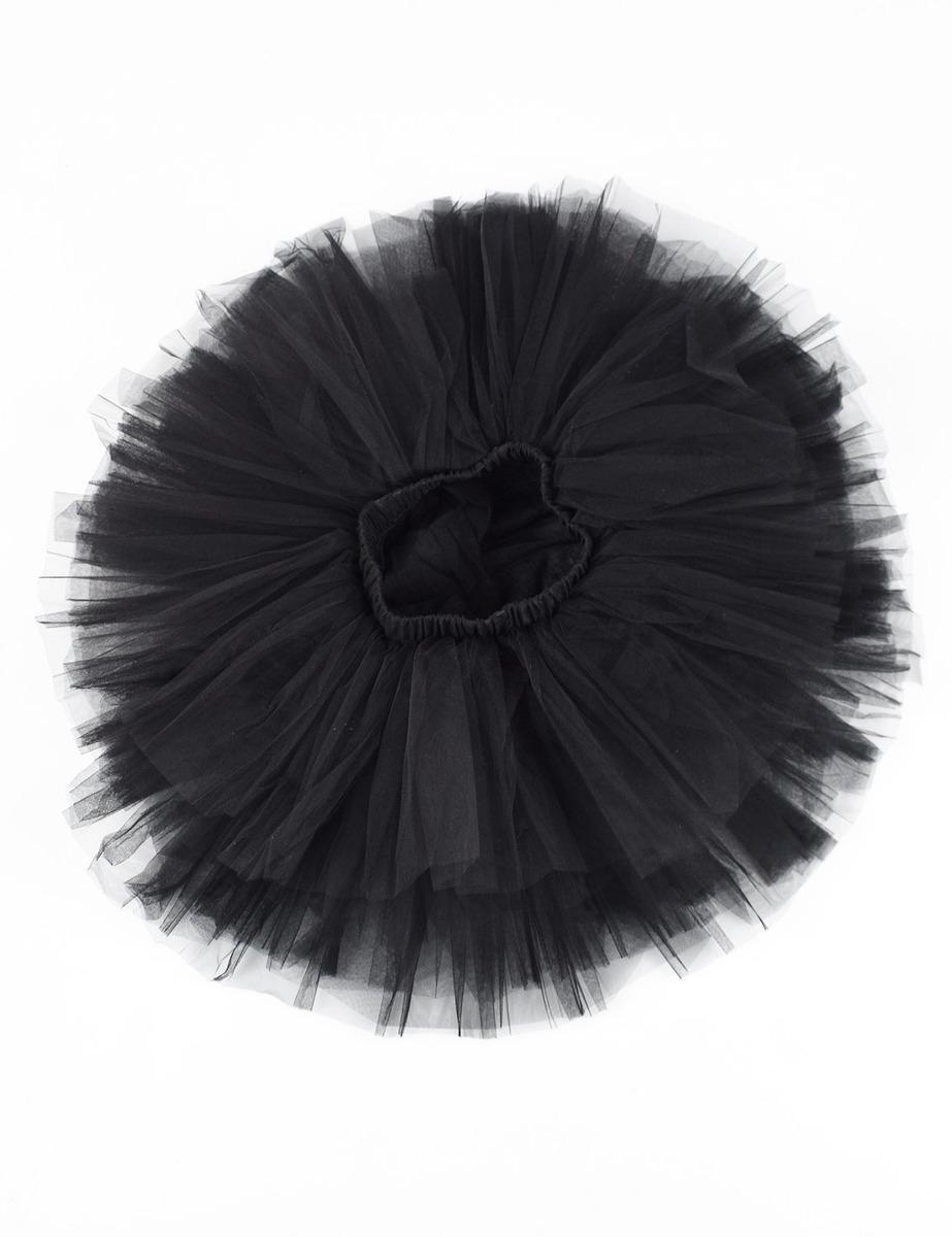 831478191 Ballet 6-en Capas Falda Del Tutú De Tul Mullido Chica Pequeñ