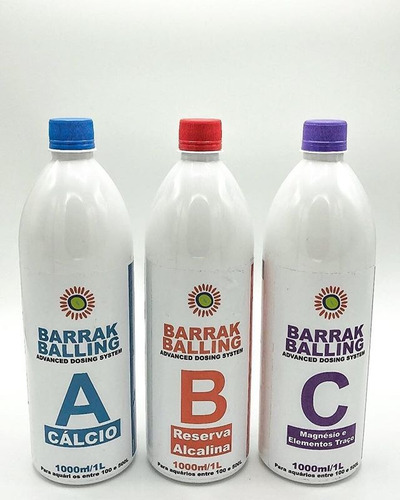 balling barrak advanced dosing system - 1l