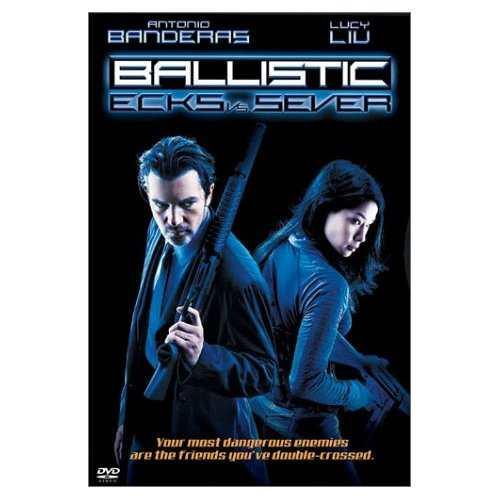 ballistic: ecks vs serve ( dvd original, no copias)