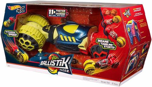 ballistik racer hot wheels rc baterias incluidas envio grati