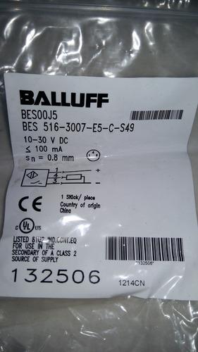 balluff bes516-3007-e5-c-s49 pnp inductivo 1.5mm