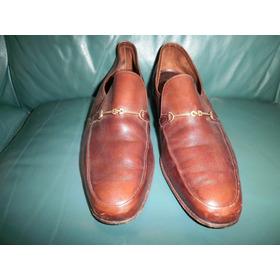 Bally Suiza Zapato Hombre Piel Color Cafe