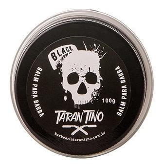 balm de barba e bigode tarantino black - 100g