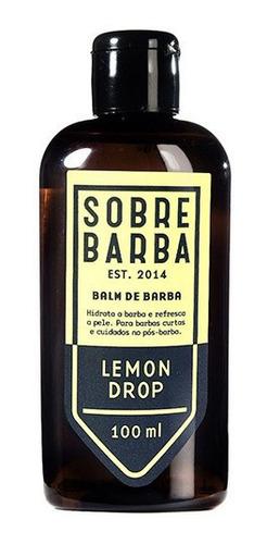 balm de barba lemon drop sobrebarba 100ml