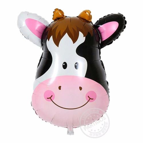 balão animais da fazenda vaca / cavalo / porco grandes