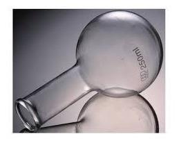 balão fundo redondo s/junta boro - 50 ml - 1115-50