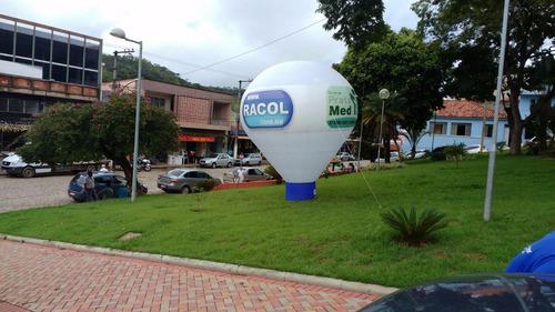 balão inflável roof top 7m inflaveis personalizados promoção