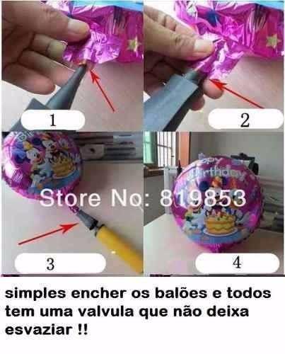 balão latex balões