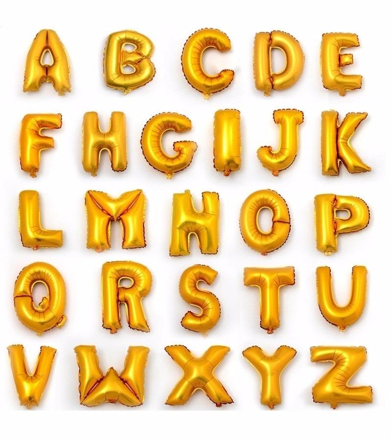Aparador Estreito Para Sala ~ Bal u00e3o Letras E Números Grande 75cm Frete 10,00 R$ 4,99 em Mercado Livre