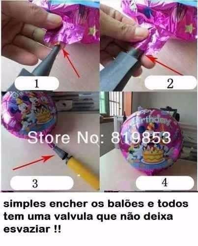 balão metalizado balões