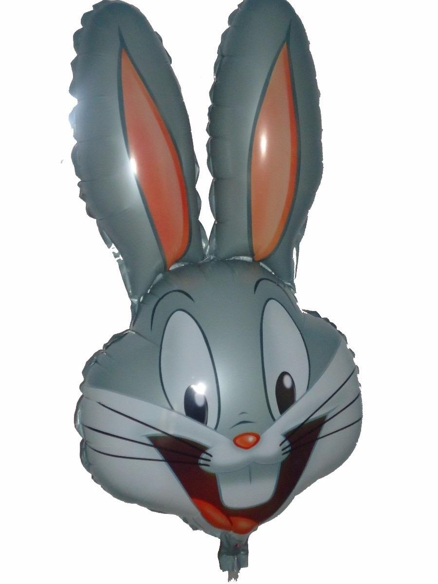 balão metalizado coelho perna longa 80 50cm kit c 10 r 39 90