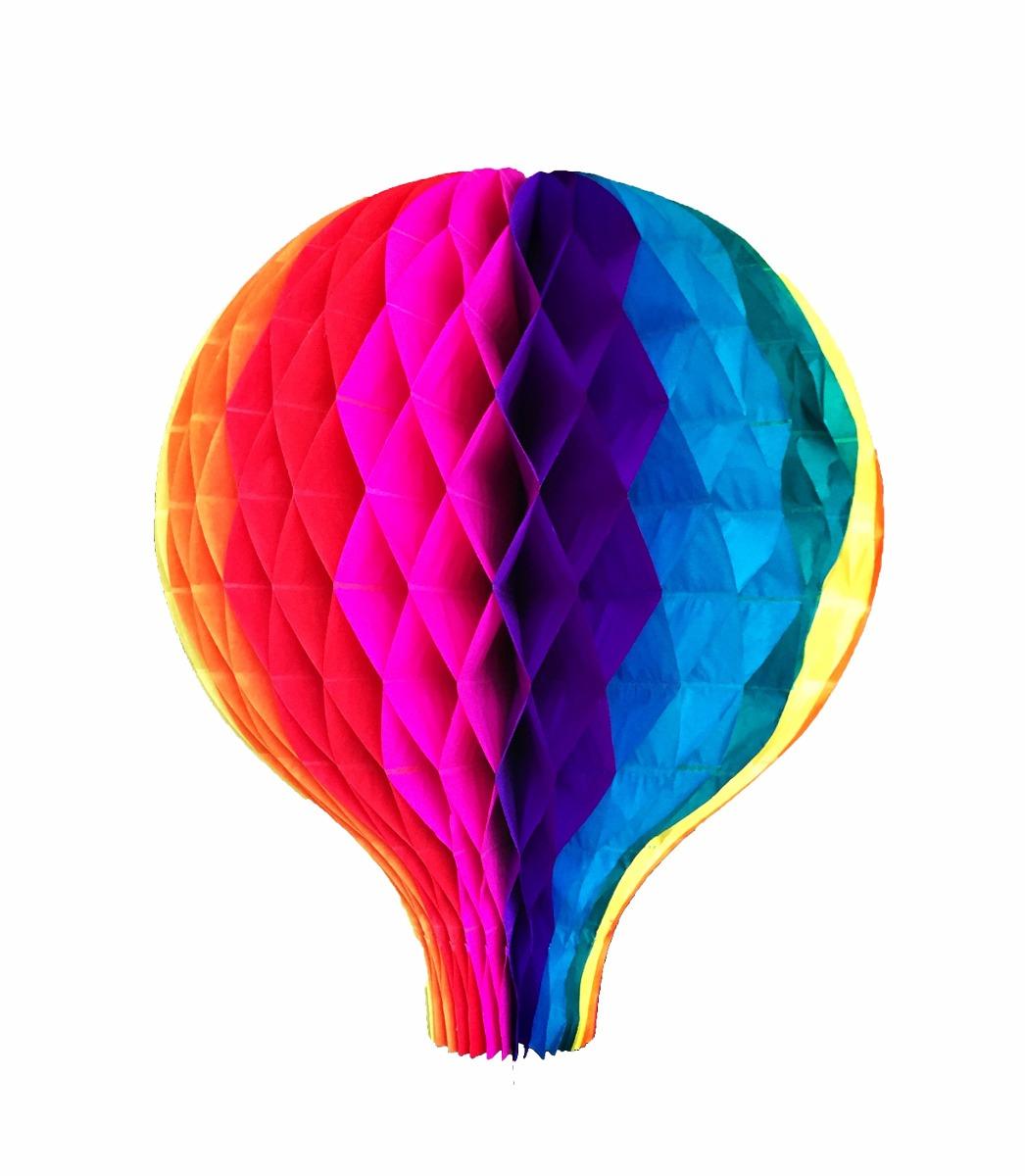 Bal u00e3o Origami De Seda Colorido P Decoraç u00e3o De Festa Junina R$ 29,90 em Mercado Livre -> Decoração De Balões Festa Junina