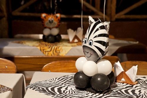 balão safari - frete fixo de r$ 10,00
