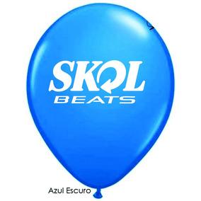 Topo De Bolo Skol Beats Azul Para Imprimir