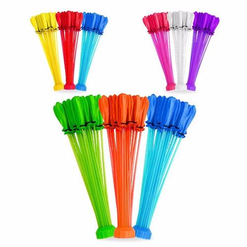 balões de água bexiga inflável todas as cores guerra de água