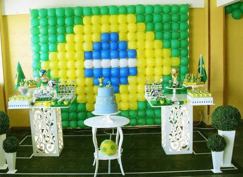 balões festas tela