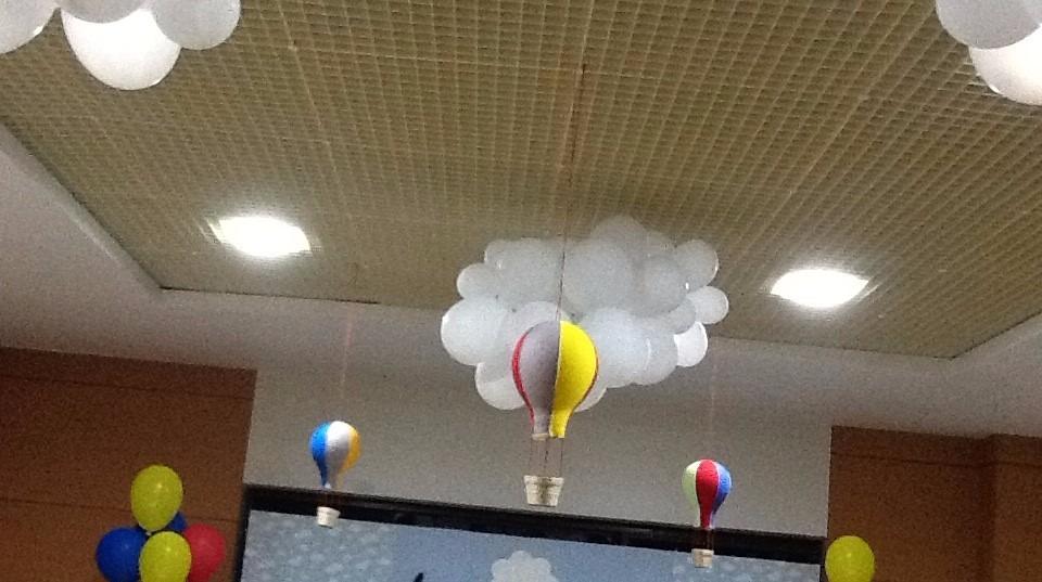 Balões Para Decoração De Teto 5 Unidades Por R 10000 R 2000