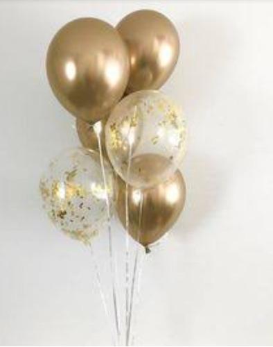 balões personalizados com gás helio