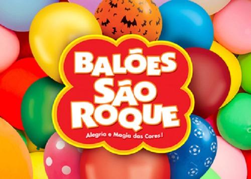 balões são roque - nº 7 (20 pacotes)