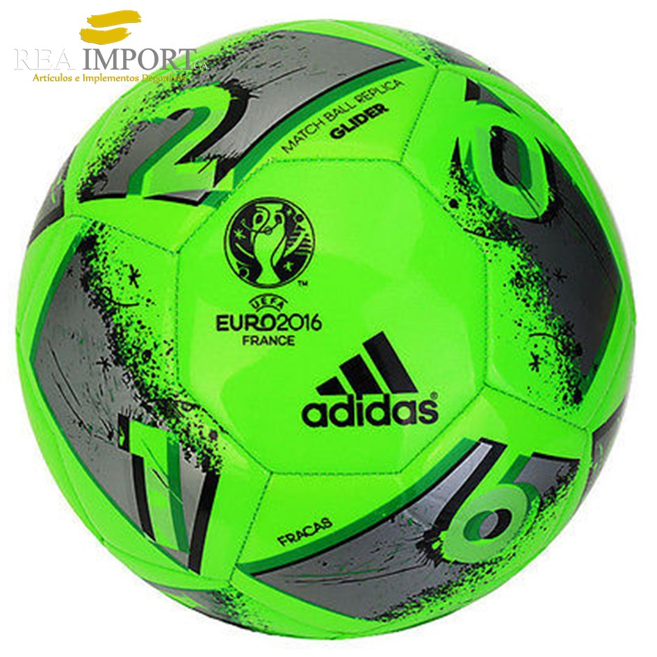 balon  5 futbol campo adidas euro copa francia 2016 glider. Cargando zoom. 8016f1c866712