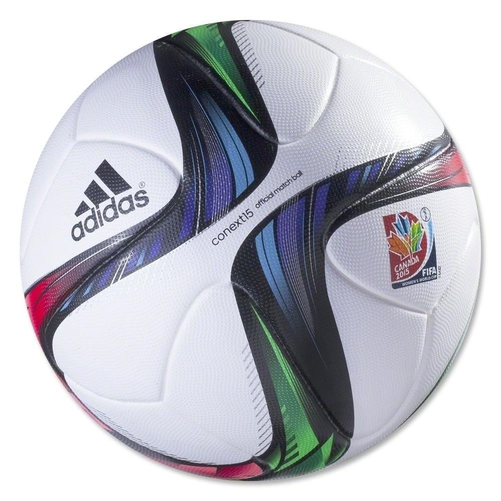 5504bbd11d5b9 balon adidas conext15 omb women s world cup ball. Cargando zoom.