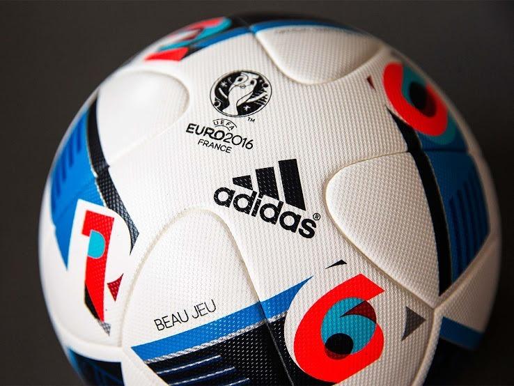 5e309660d965e Balon adidas Eurocopa 2016 Official Match Ball