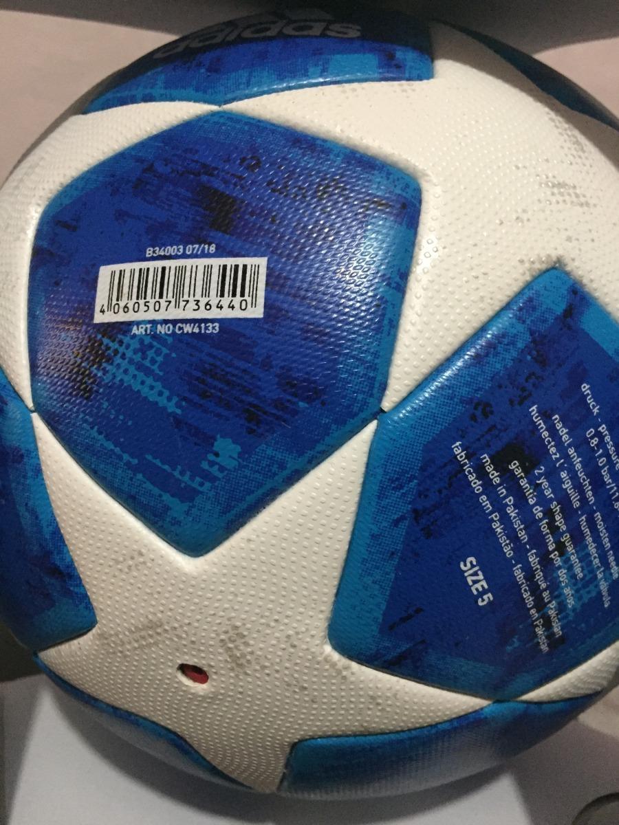 0535250e72c61 Balon adidas Finale Uefa Champions Fifa Match Ball 2018 Prof ...