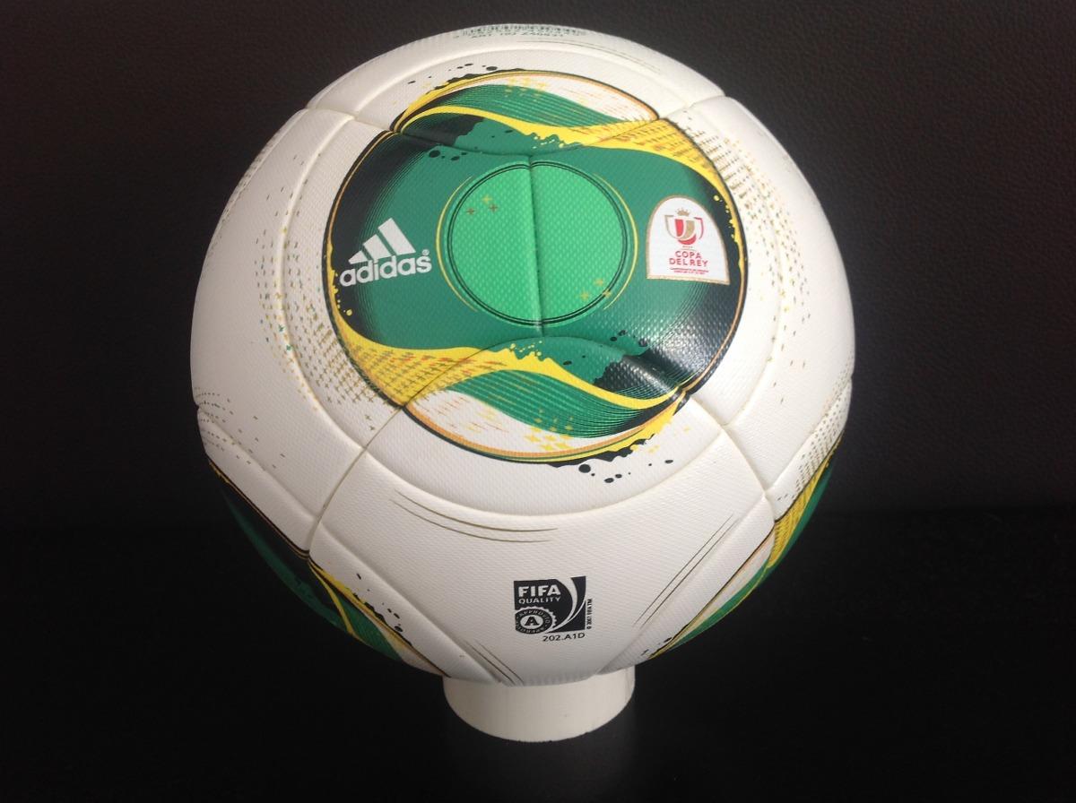 Balón adidas Match Ball Copa Del Rey - $ 7,690.00 en ...