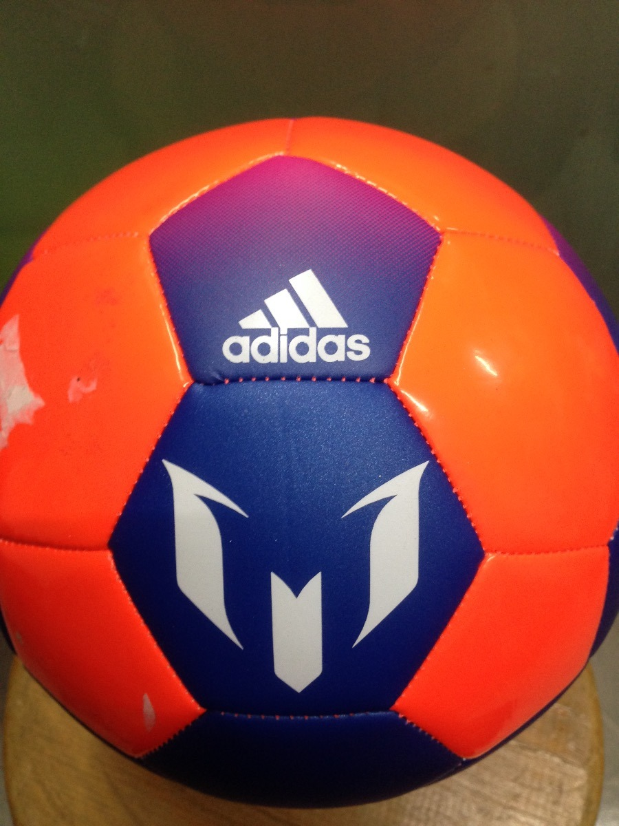 Balon adidas Messi 100%original Cocido   4y5 Oferta Naranja ... 5e4e31fd6a77a