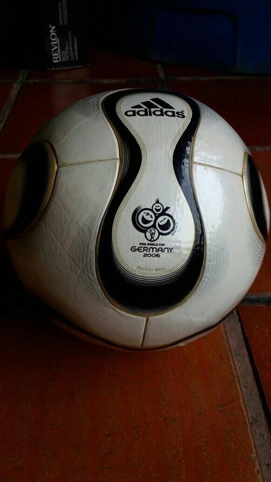 Balon adidas Teamgeist Alemania 2006 Pelota