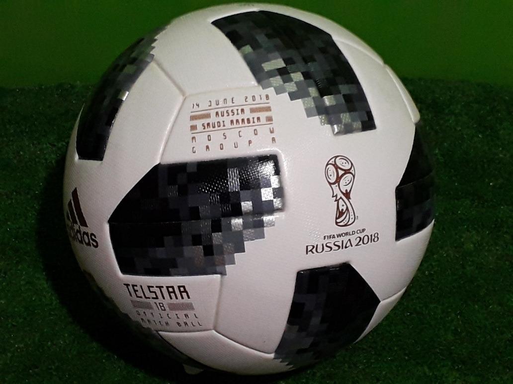 f1a6a8376d9ea balon adidas telstar 18 rusia inagural matchball champions. Cargando zoom.