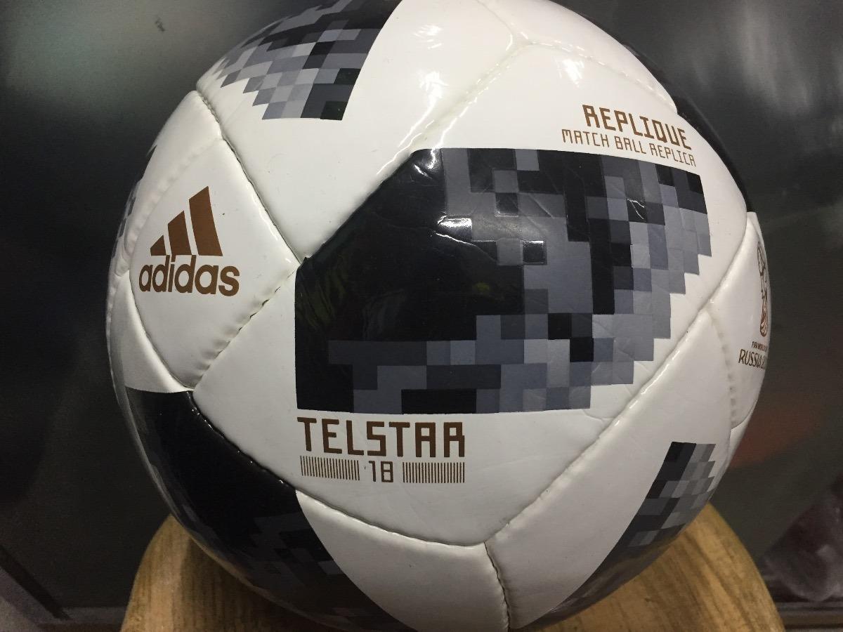 Balon adidas Telstar Mundial Rusia 2018 Cosido A Mano Ims -   799.00 ... 7eee3ed4e8bd2