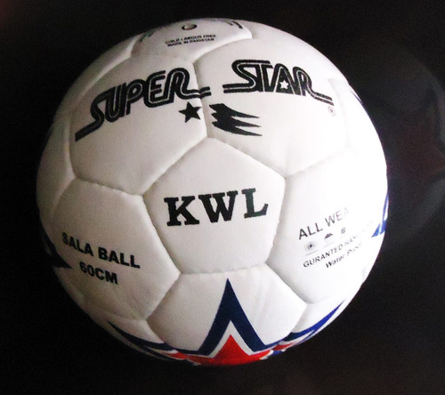 balon baby futbol pelota deporte super star