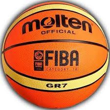 balon baloncesto molten + obsequio rodilleras