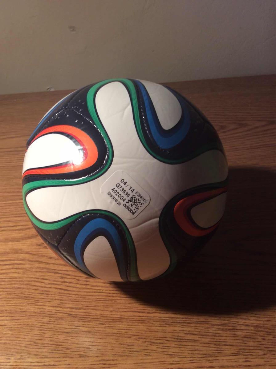 Balón Brazuca Mini Brasil 2014 Tamaño 1 -   749.00 en Mercado Libre 036be33e3fad3