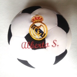 balón cojín fútbol almohada antiestres venta juguete navidad